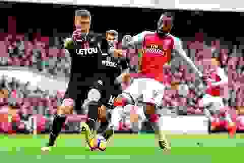 Arsenal trước thử thách nghiệt ngã trên sân Swansea