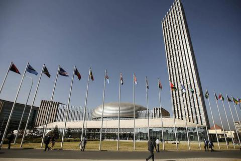 """Trung Quốc bị """"tố"""" cài máy nghe lén khi xây trụ sở Liên minh châu Phi"""