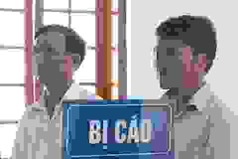 Vụ hai công an xã nhận hối lộ: Hủy án sơ thẩm, điều tra lại từ đầu