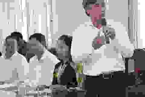 Nguyên Giám đốc Sở Y tế Long An khiếu nại vì không biết tại sao mình bị khởi tố (?!)