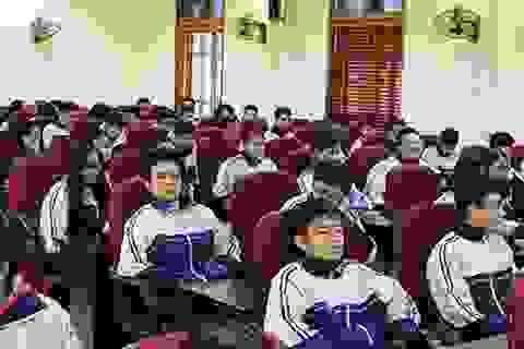 """""""Bội thu"""" học sinh giỏi quốc gia 2018"""