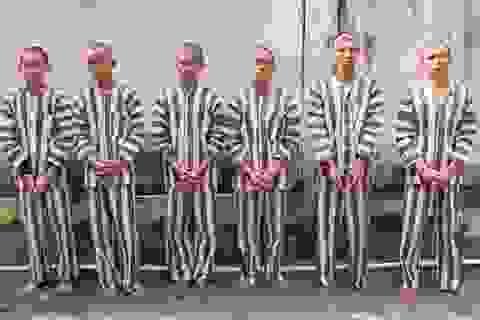 Bắt nhóm thanh niên ban ngày chơi ma túy, đêm tụ tập cướp tài sản