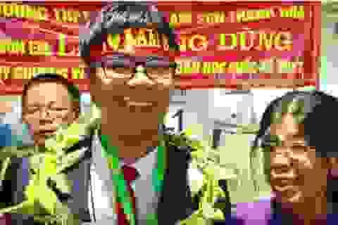 """Một học sinh được tặng danh hiệu """"Vì sự phát triển Thanh Hóa"""""""
