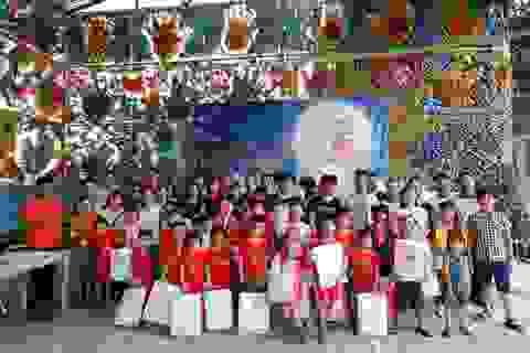 Nehob Việt Nam tổ chức chương trình thiện nguyện nhân dịp Trung thu tại Trung tâm BTXH III