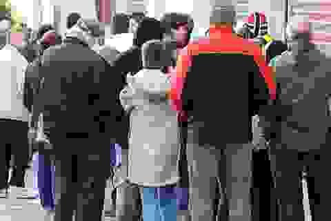 Tỷ lệ thất nghiệp trong Eurozone xuống mức thấp nhất trong 10 năm qua