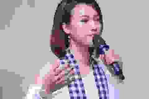 Biến cố gia đình khiến Hoàng Oanh phải vượt lên nghèo khó bằng mọi giá
