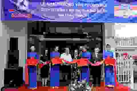 Khai trương văn phòng mới Sơn Tison niềm tin của mọi công trình