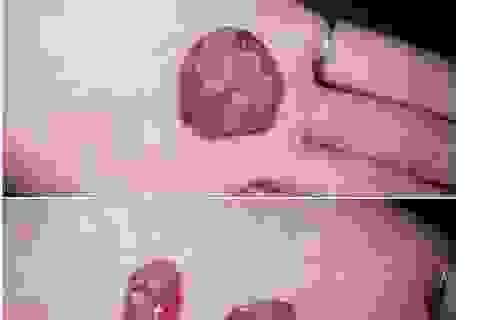 Thủ phủ đá đỏ Quỳ Châu: Vốc một nắm đất cũng gặp đá quý!