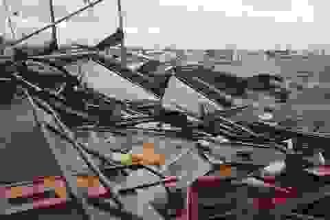"""Siêu bão """"quái vật"""" Michael tàn phá Florida"""
