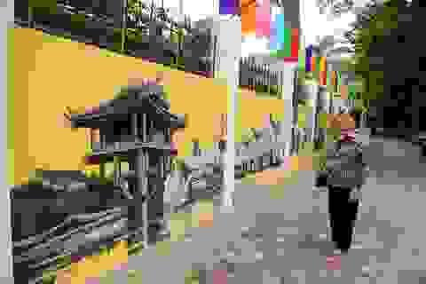 Hà Nội xưa qua tranh bích hoạ trên phố Phan Đình Phùng