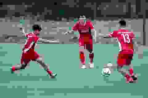 Thanh Trung, Quốc Chí không ngại cạnh tranh với đàn em U23 Việt Nam