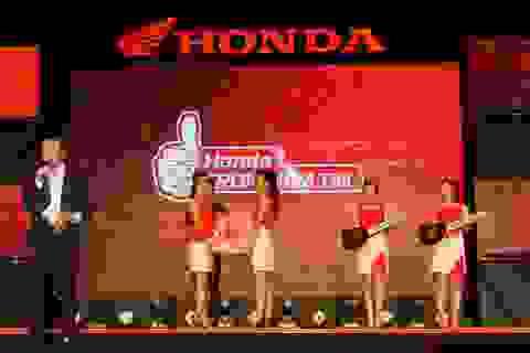 """Chính thức khởi động chuỗi chương trình """"Honda - Trọn niềm tin 2018"""