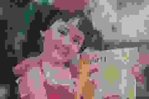 BTV Hoài Anh tiết lộ từng làm người mẫu ảnh lịch từ năm 4 tuổi