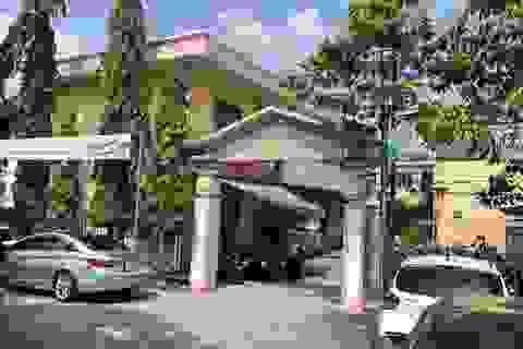 Bắt giám đốc chi nhánh Văn phòng đăng ký đất đai thị xã Bến Cát