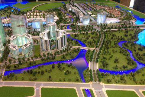 TPHCM muốn quảng trường tại Thủ Thiêm mang tên Chủ tịch Hồ Chí Minh