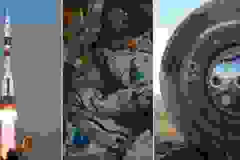 Cú thoát hiểm thần tốc của phi hành gia tàu vũ trụ Soyuz