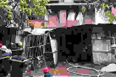 Tìm thấy thi thể nạn nhân tử vong trong vụ cháy xưởng ghế sofa