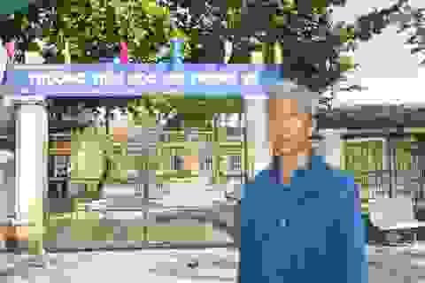 Lão nông xứ cù lao hiến hàng ngàn m2 đất xây trường học