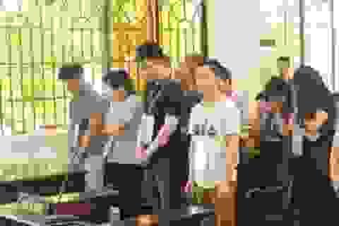 19 bị cáo trong đường dây đánh bạc do người Trung Quốc điều hành lãnh án