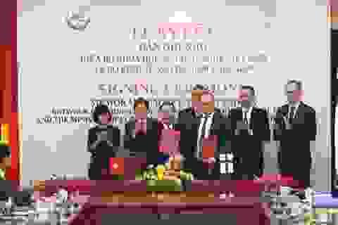 Việt Nam và Phần Lan ký ghi nhớ hợp tác trong lĩnh vực KH&CN và đổi mới sáng tạo