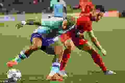 Đội tuyển Bỉ đánh rơi chiến thắng trước Hà Lan