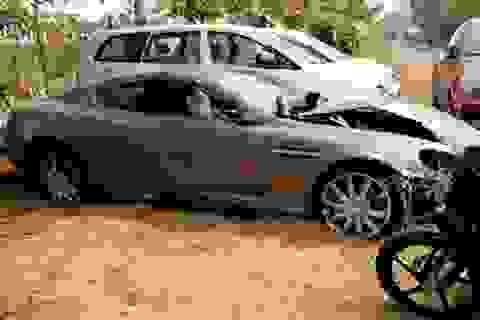 Vụ tai nạn kinh hoàng: Siêu xe tan nát thành sắt vụn ở Việt Nam