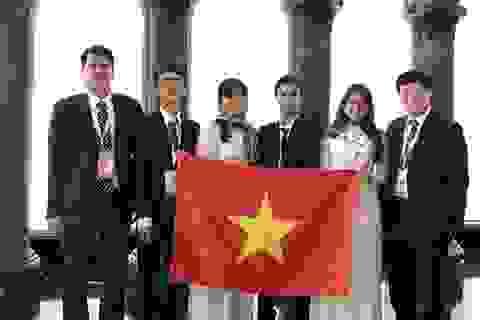 Mùa bội thu huy chương của học sinh VN trên đấu trường Olympic quốc tế
