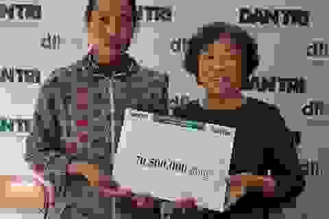 Hơn 70 triệu đồng tiếp tục đến với em Xuân bị viêm cơ tim