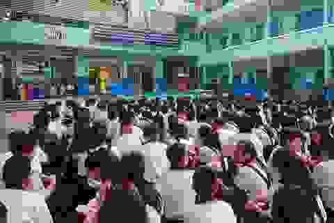 TPHCM: Học sinh đột quỵ tử vong trong lớp