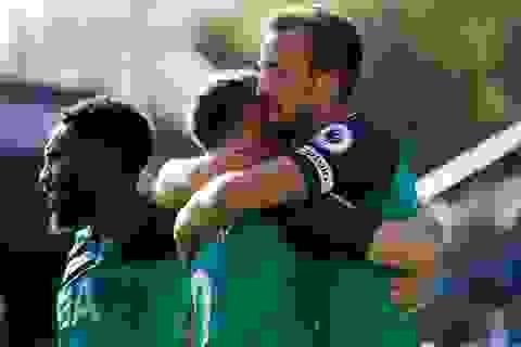 Đội hình tiêu biểu vòng 7 Premier League: Song sát lợi hại