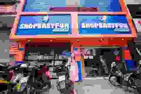 SHOPBABYFUN – Hành trình trao gửi yêu thương của mẹ