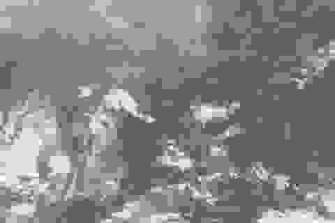 Xuất hiện vùng áp thấp trên khu vực biển Nam Bộ