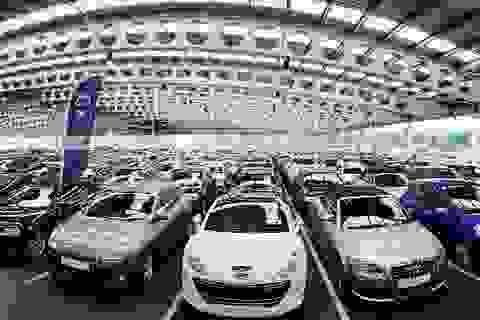 Ôtô từ châu Âu sẽ được miễn thuế nhập khẩu vào Việt Nam