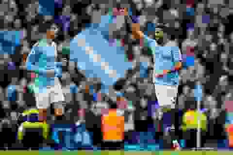 Man City 5-0 Burnley: Khác biệt lớn về đẳng cấp