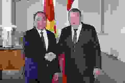 Thủ tướng: Đan Mạch là đối tác quan trọng của Việt Nam ở Bắc Âu và EU