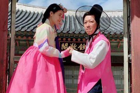 Trường Giang liên tục khoe ảnh tuần trăng mật cùng Nhã Phương tại Hàn