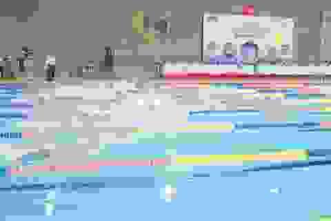 Cúp Sun Sport Complex mở ra sân chơi mới cho vận động viên bơi lội Thanh Hóa