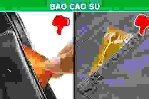 """Đừng để """"tiền mất tật mang"""" chỉ vì thói quen cho những thứ này vào ví"""
