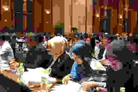 Gần 400 nhà khoa học quốc tế đến Việt Nam luận bàn về giáo dục mở