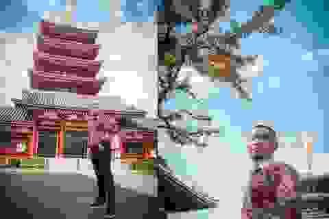 Nhà thiết kế Việt Nam chỉ điểm du lịch không tốn tiền tại Nhật Bản