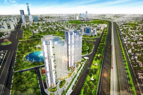 Khách mua căn hộ diện tích lớn khu vực Mỹ Đình tăng đột biến