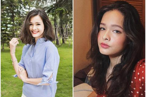 """Nhan sắc """"bông hồng lai"""" Việt - Pháp xao xuyến mọi ánh nhìn"""