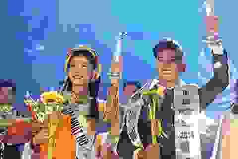 Lộ diện cặp đôi đăng quang Tài sắc Phương Đông 2018