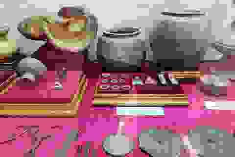 Chiêm ngắm những cổ vật hiếm thấy qua các thời kỳ ở Việt Nam