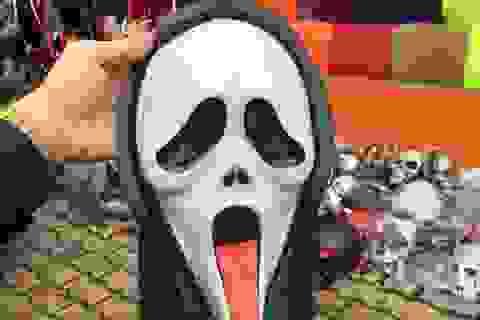 """Halloween sắp đến """"giờ G"""": Càng kinh dị, càng đắt tiền"""