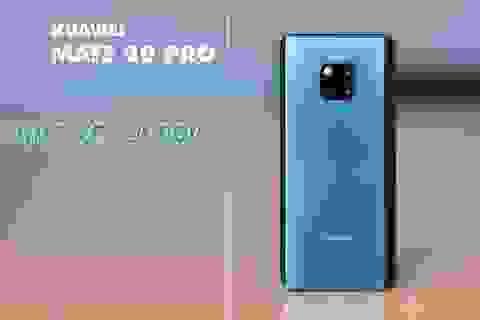 """Huawei Mate 20 Pro: Thiết kế """"lạ đời"""""""
