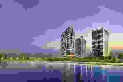 Bắc Giang sắp có tòa nhà chung cư hỗn hợp ngay giữa lòng thành phố
