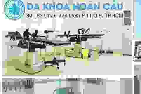 Phòng Khám Đa Khoa Hoàn Cầu – đồng hành chăm sóc sức khỏe người bệnh