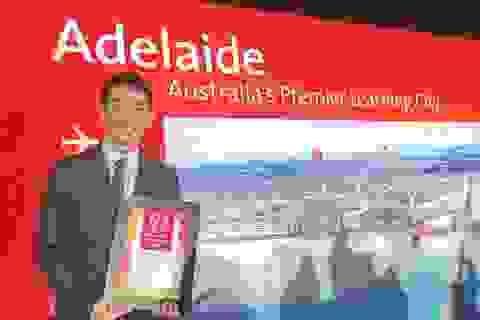 Một sinh viên Việt giành giải sinh viên quốc tế xuất sắc Nam Úc