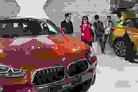 Thuế 0%, người Việt lại mơ ô tô châu Âu giá rẻ